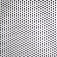 Perforated Window Graphic Film