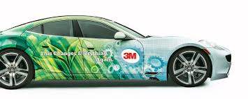 Vehicle Wrap Film