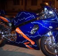 Motorcycle Wrap vinyl