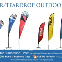 Feather Stand & Banner Package