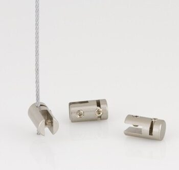 Tensioned Cable Fittings & Panel Hooks