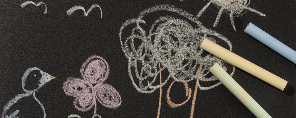 Solvent Chalkboard Vinyl