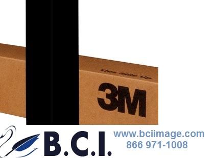 3m Dual Color Film 3635 222 Black Perforated Film B C I