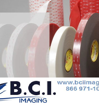 3M VHB Tapes high trength bonding tapes