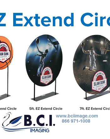 Round EZ Extend Displays