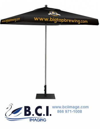Skycap Umbrella Full Color Print Graphic Package