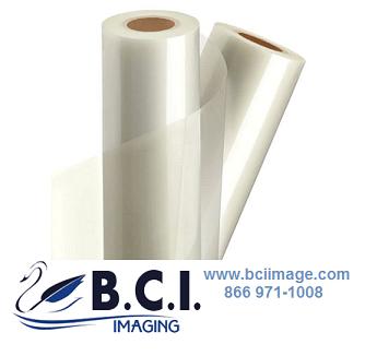 GBC Nap-Lam II Clear Standard Load Roll Film 10 Mil 3inch Core