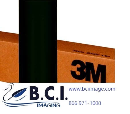 3M Controltac Graphic Film with Comply Adhesive 180MC-016 Khaki Green