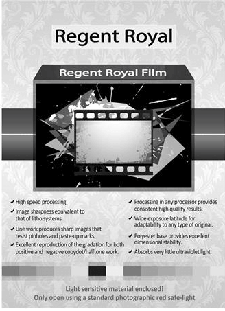 Regent Royal Film