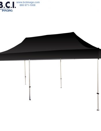 HEAT PRESS CASITA CANOPY TENT BLACK