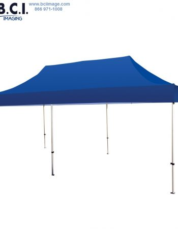 HEAT PRESS CASITA CANOPY TENT BLUE
