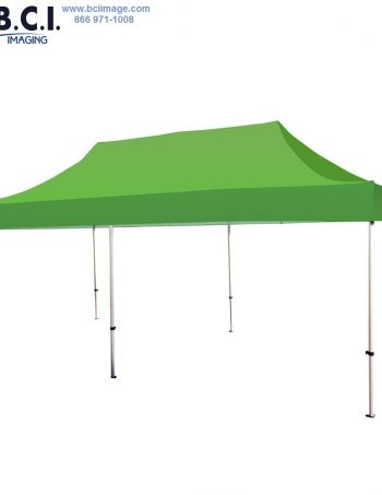 HEAT PRESS CASITA CANOPY TENT GREEN
