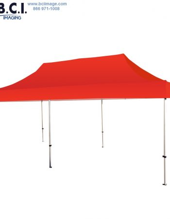 HEAT PRESS CASITA CANOPY TENT RED