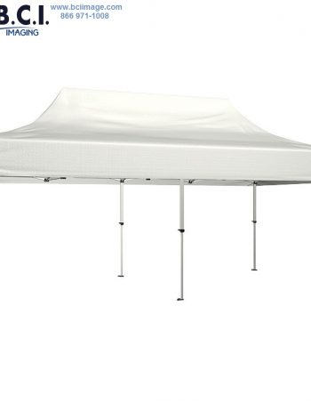HEAT PRESS CASITA CANOPY TENT WHITE
