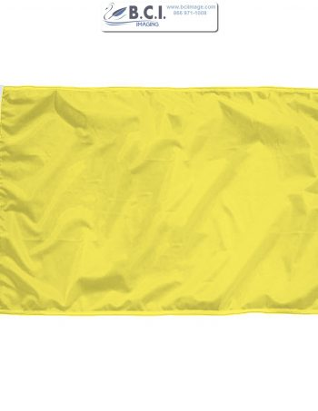 Solid-Color Nylon Flag – 3' x 5'