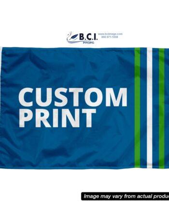 Nylon Flag Printed