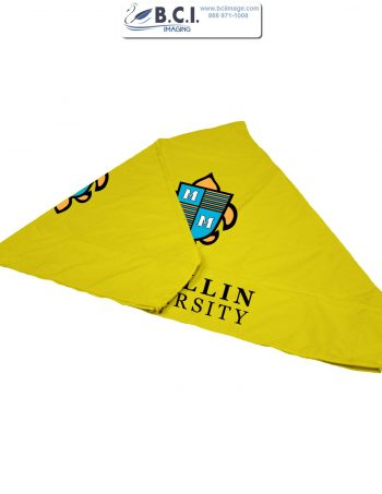 6' Tent Canopy Only (Full-Color Imprint, Three Locations)