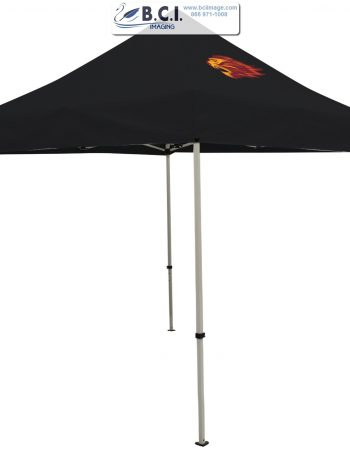 Deluxe 8' Tent Kit (Full-Color Imprint, One Location)