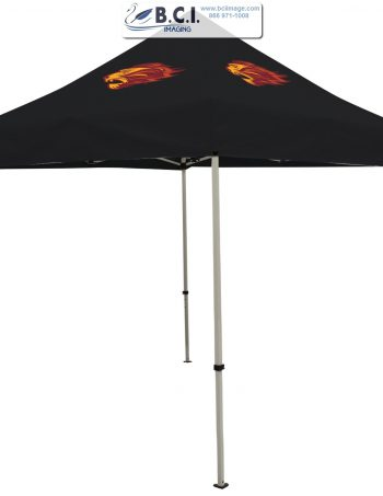 Deluxe 8' Tent Kit (Full-Color Imprint, Two Locations)