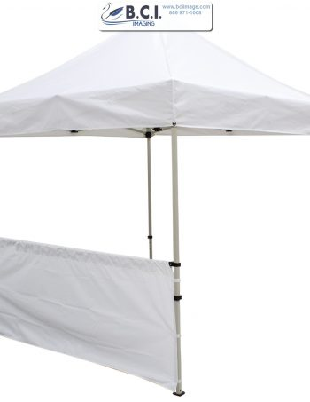 8' Tent Half Wall