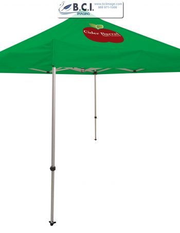 Ultimate 10' Tent Kit (Full-Color Imprint, One Location)